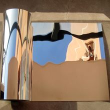 Квадратное Зеркало для домашних животных настенные наклейки