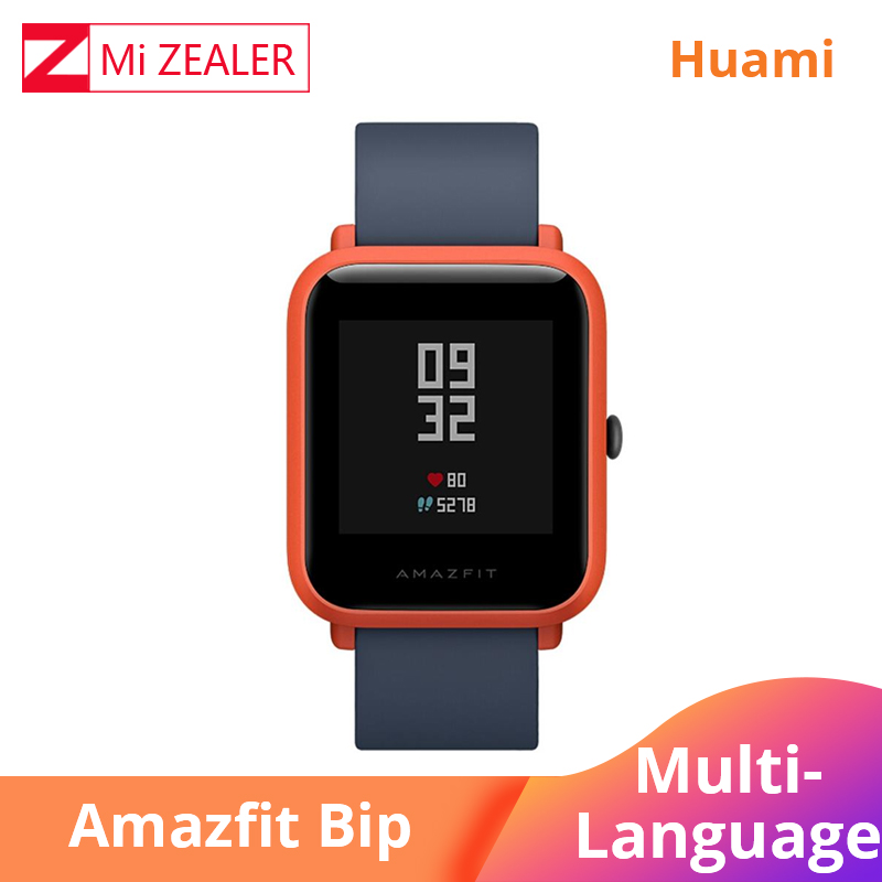 Amazfit Smart-Watch IP68 Xiaomi Huami Waterproof Sport-Heart-Rate-Monitor Bluetooth Call