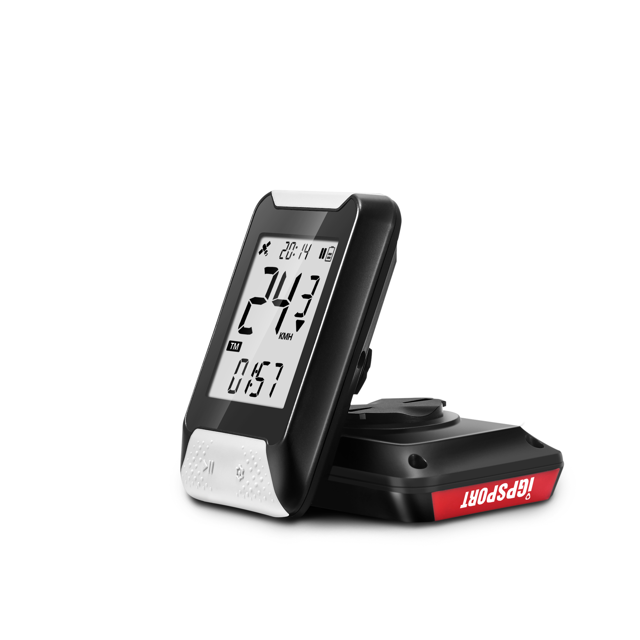 iGPSPORT IGS130 Bicycle Bike Speedometer Computer 2' Screen IPX7 Waterproof Auto Backlight Wireless Max 235KM/H Bike Accessory|Bicycle Computer| |  - title=