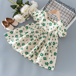Summer baby girl clothes 1 2 3 4 5 6 years baby birthday princess dresses dress for baby girls clothing kids outfit thin dress