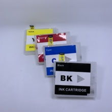 1set Refillable ink cartridge PGI-2500 PGI2500  PGI 2500 For Canon MAXIFY i B 4050/MAXIFY M 5050/MAXIFY 5350