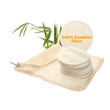 Pads Makeup-Tools Bamboo-Remover Washable Wipe Facial-Wash-Wipes Eye-Face Organic