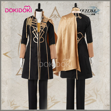 DokiDoki Game Fire Emblem: Three Houses Claude Cosplay Costume Women Halloween Emblem