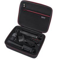 Smatree Hard Big Carry Case for DJI Osmo Pocket,Extension Rod,OSMO Pocket Waterproof Case and Other Accessories