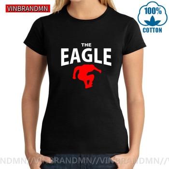 새로운 전투기 Streetwear MMA 차가운 상표 옷 재미 있은 공기 Khabib Nurmagomedov T 셔츠 여자의 패러디 독수리 Khabib 로고 T-셔츠