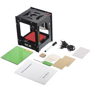 Image 5 - NEJE DK 8 KZ 1500mW 3000mW במהירות גבוהה מיני USB לייזר חרט קארבר אוטומטי DIY הדפסת חריטת גילוף מכונה off קו