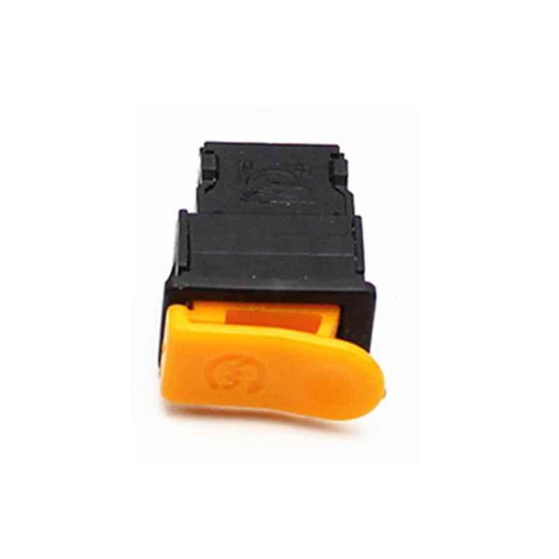 Bouton de commutation de démarrage électrique à 2 broches/interrupteur de démarrage pour Scooter cyclomoteur Go-Kart X7JF