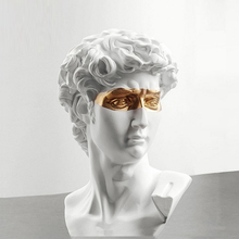 Resin  People  Abstract Sculpture  Europe David Statue Home Decoration Accessories Modern Mythology Home Decor Office Decoration
