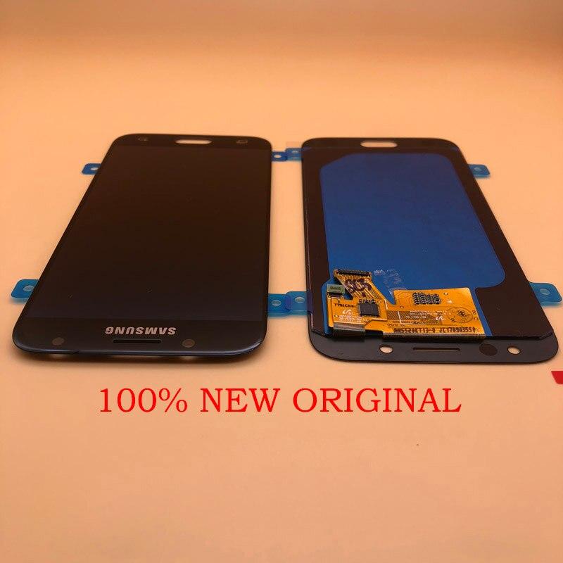 5.2 ''Original super amoled LCD écran tactile numériseur assemblée pour SAMSUNG Galaxy J5 pro 2017 J530 J530FD J530F