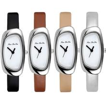 Women's Watches Irregular Square Wristwatch Women Elegant Classics Leather Belt