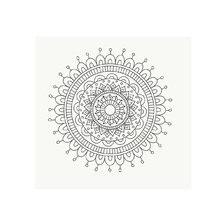 Naifumodo Dies Circle Flower Metal Cutting Cover for DIY Scrapbooking Card Album Embossing Die Cut New Template