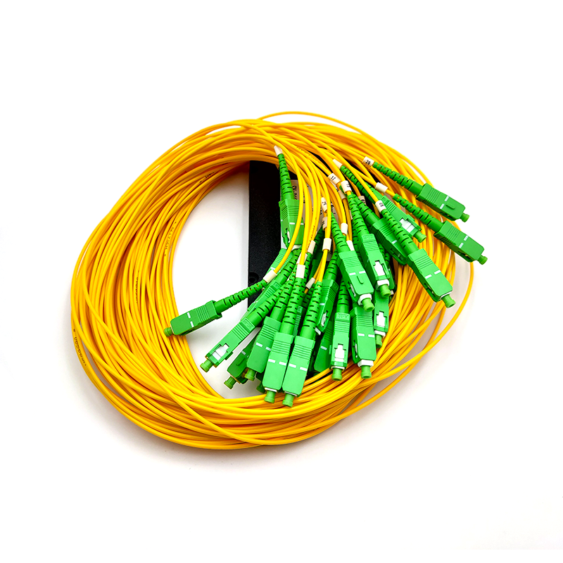 SC/ APC 1x32 PLC Fiber Optic Splitter,1x32 Cassett Fiber Optical Splitter Or ABS PLC Splitter,single Mode,SC FC LC ST Connector