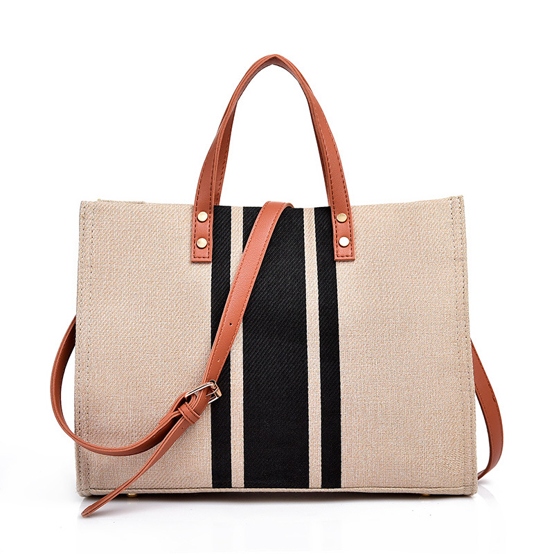 New Computer Bag Laptop Bags For Women Business Handbag Large Capacity Shoulder Bags High Quality Canvas Casual Tote Briefcase