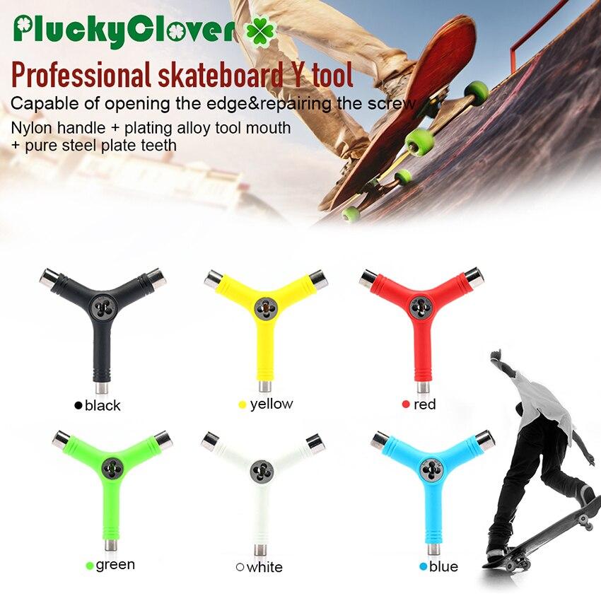 Все в одном, инструмент для скейтборда, отвертка, многофункциональный Лонгборд, скутер, мини-гаечный ключ, гаечный ключ, инструменты для ске...
