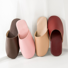 POSEE suede slippers fashion home shoes Autumn and winter anti-skidding floor house  0728