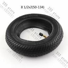 8 1/2X2(50-134) шины с внутренней трубкой и обода колеса для газовой электрической внутренней трубки в комплекте 8,5x2 шины