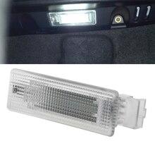 1 шт. светодиодный багажный отсек для багажника для VW Golf6/7 Tiguan Passat CC B6 B7 Multivan T5 Seat ibiza грузовая зона лампа