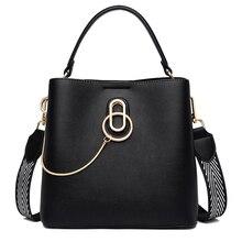 Women Fashion Handbags 2020 Spring Designer Shoulder Bag Pu Leather Bag Women Crossbody Bag With Chain Casual Tote Purse Black fashion style women s tote bag with pu leather and crocodile print design