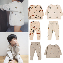 Kids Sweaters Girls Baby Design Boys Fashion Child Brand Print Winter New Cute Autumn