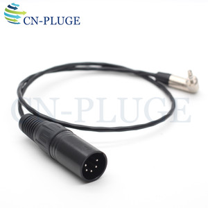 Image 2 - XLR 5 pin male To 3.5  Audio Cable For ARRI ALexa XT Audio Line