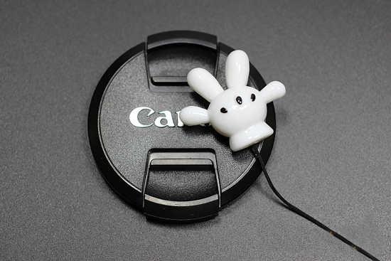 2 adet 3D Karikatür Lens Kapağı tutucu Canon Nikon Fujifilm Samsung Panasonic Leica Olympus sigma Sony Pentax