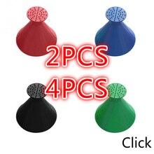 Shovel Scrapers-Cone Car Magic Oil-Funnel Snow-Remover Window Auto Deicing New 2PCS/4PCS