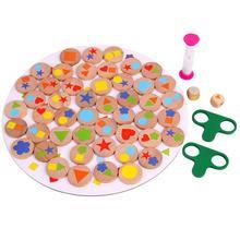 1 Набор красочных забавных развивающих игрушек различной формы для раннего обучения, сочетающихся в форме познавательных игрушек, игрушки для детей для вечеринок