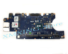 FULCOL For DELL Latitude E5550 Laptop Motherboard CPU I5 LA-A911P CN-0M5HV7 CN-0W4CTJ 0W4CTJ W4CTJ 0M5HV7 M5HV7 Tested 100% work