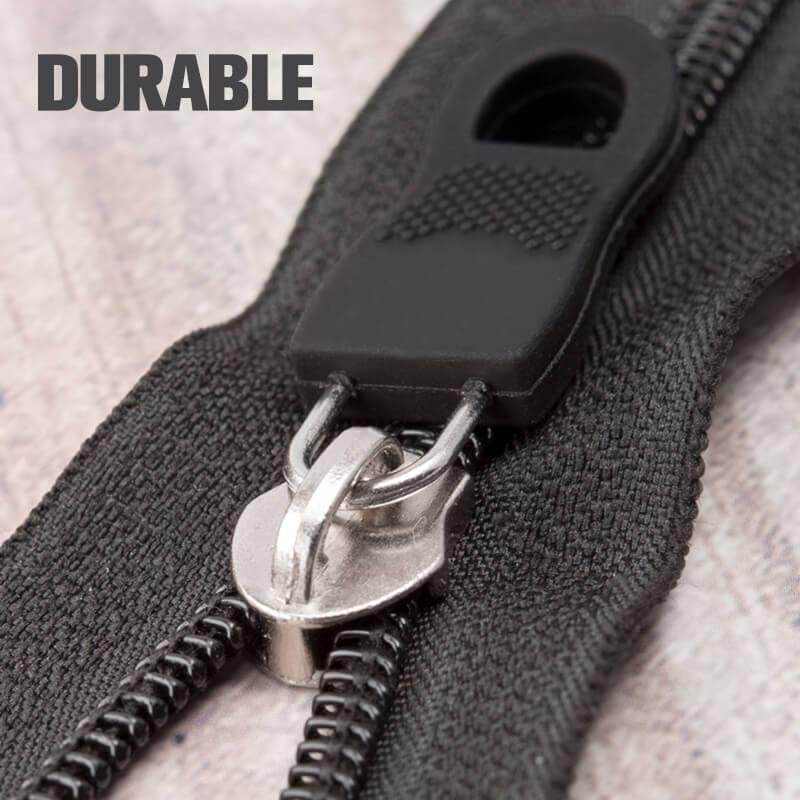 10 PCS Universal Detachable Zipper Puller Set Wide Waistbands Elastic Waist