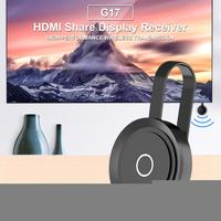 WIFI Display Dongle HDMI Screen Share Display Receiver Wireless Display Adapter for Android OS 4.0 IOS 6.0 Mac Win7 Windows XP