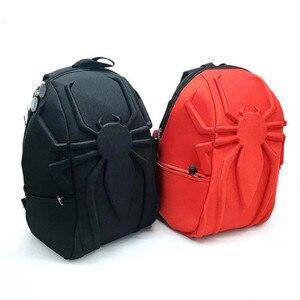 Рюкзаки, рюкзак, паук, красный, черный, 3D стерео Рюкзак, креативная сумка для ноутбука, школьная сумка, Mochila Escolar, рюкзак для путешествий, Juventus