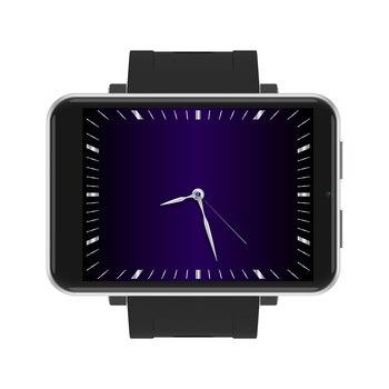 DM100 Smart watch 2700mAh battery men smartwatch Women GPS video call smartwatch android Heart Rate Tracker 4G Watchs 5MP