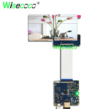 3.1 inch 720*720 LCD screen  450 nits high brightness 90Hz display with 30 pins mipi HDMI driver board