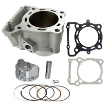 цена на Motorcycle Engine Parts For KAWASAKI KLX250 1993-2018 KLX300 1996-2007 Air Cylinder Block & Piston Kit & Head & Base Gasket Kit