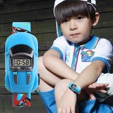 Новинка 2020 детские электронные часы мужские и студенческие