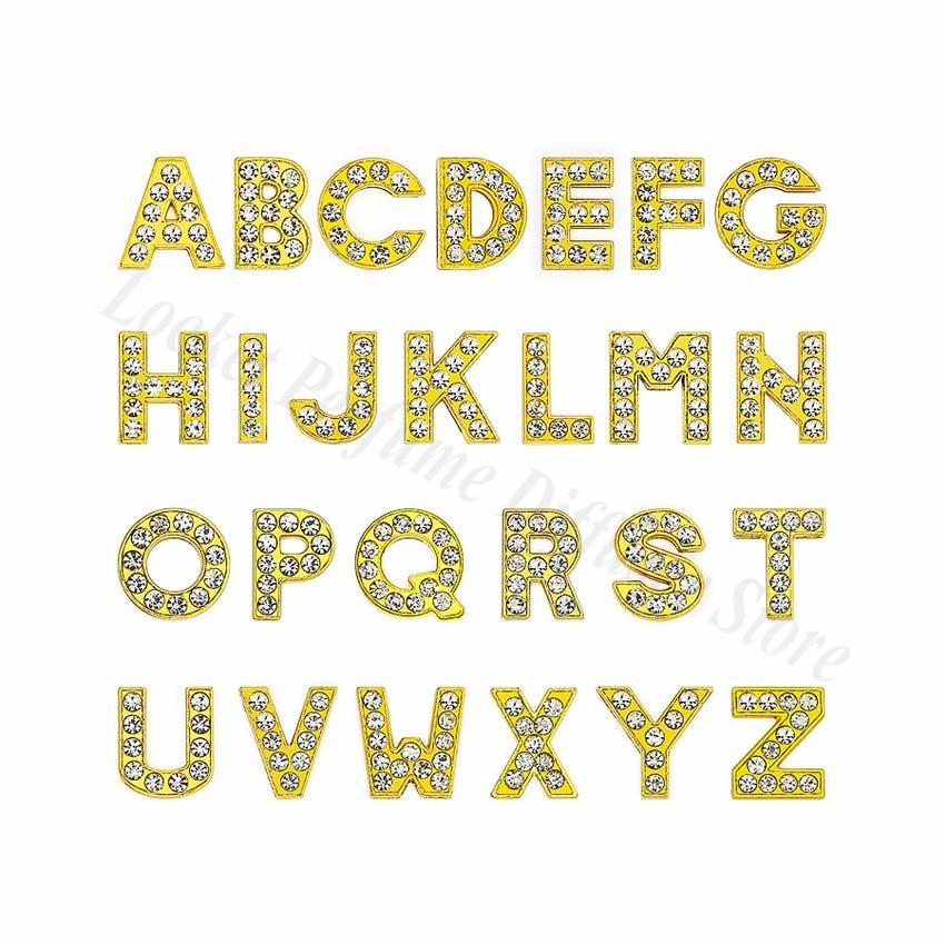 8mm-金色钻-字母穿戴-2