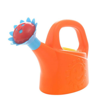 Home Sprinkler Spray Garden Plastic Beach Cute Cartoon Flowers Kids Watering Can Bottle Bath Toy Early Education Watering Toy 1