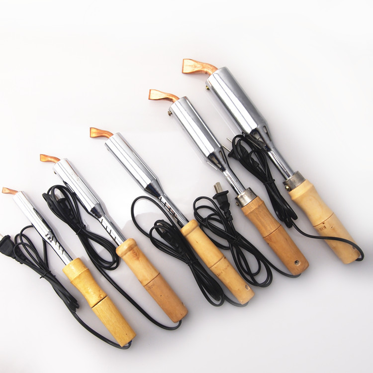 Limit Si High-Power Wooden Handle Electric Iron L Word-Electric Iron 75W 100W 150W 300W