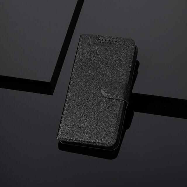 Custodia Telefono in Cuoio per Bq Aquaris U2 C U X5 V Vs X2 X Più Lite Pro E5 S m5 M5.5 M4.5 E4.5  6