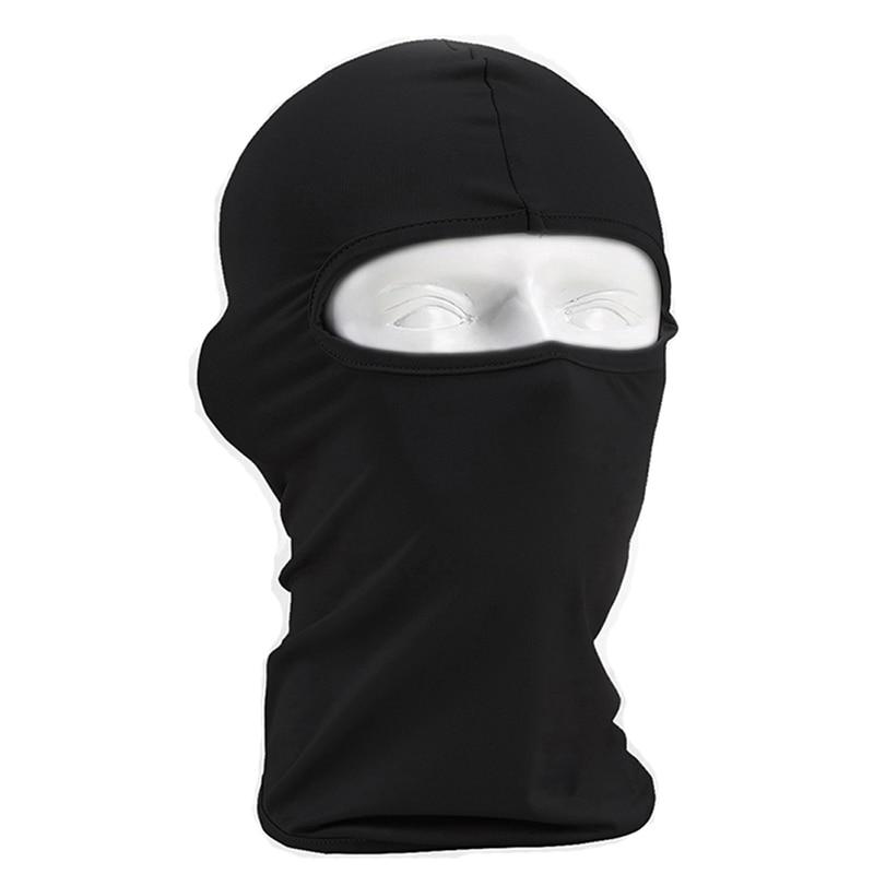 Motorcycle Face Mask Fleece Balaclava For Kominiarka Narciarska Masque Helmet Mask Helmet Mascarilla Scarf Bandana Motorcycle