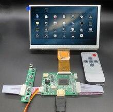 7 дюймов 1024*600 HDMI экран ЖК-дисплей с монитором платы драйвера для Raspberry Pi Banana/Orange Pi мини-компьютера