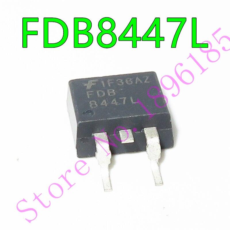 1 шт./лот FDB8447L FDB8447 8447 TO263 в наличии на складе