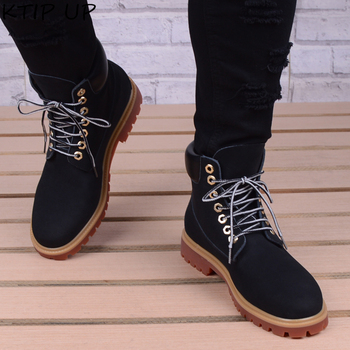 Spring Autumn Fashion Men Boots For Martin Boots Male Shoes Adult Dr Motocycle Boots Casual Ankle Boots Winter Shoes Men Shoes