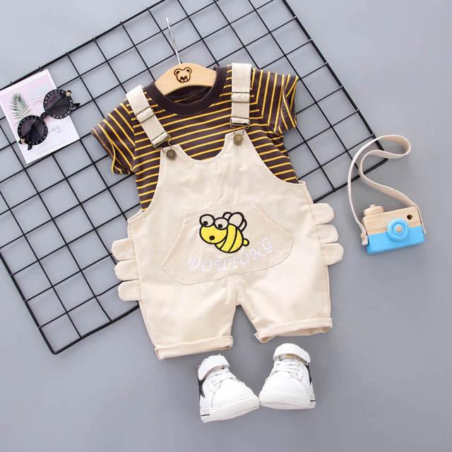 Baby summer clothes boys