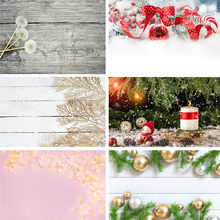 цена на Vinyl Custom Photography Backdrops Prop Christmas Theme Photography Background  191106AF-05