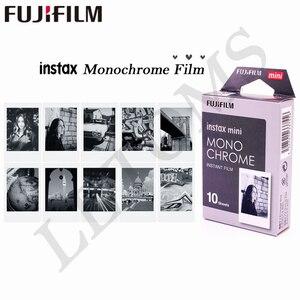 Image 3 - 10 yaprak Fuji Fujifilm instax mini 9 filmler 3 inç film anında kamera mini 8 9 7s 25 50s 90 dondurulmuş Pokemon fotoğraf kağıdı