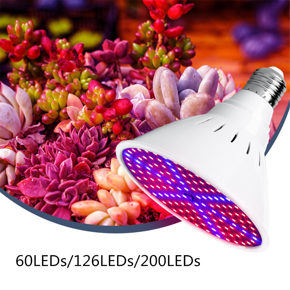 LED Grow Light Phyto Lamp Full Spectrum Red Blue E27 Plant 220V Led Growing Lamp Indoor Hydroponics Flowers Plants Vegetables