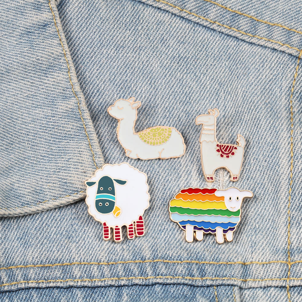 Animals Brooch Pins