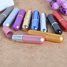 Portable Mini Refillable Perfume Scent Atomizer Bottle Empty Spray Bottle Travel Parfum Cosmetic Container Dispenser цена 2017