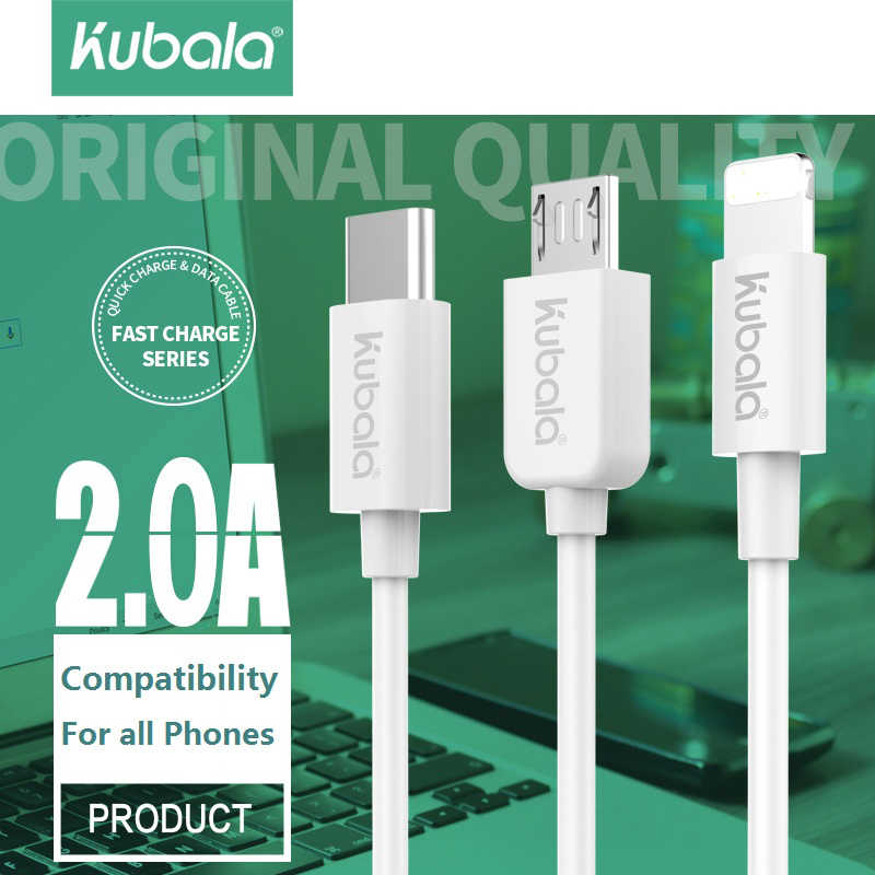 USB Charger Cableสำหรับโทรศัพท์มือถือFast Chargerชาร์จสายMicro Usb Type Cยาว 1M 2Mโทรศัพท์มือถือUSB Data Cable